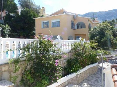 Photo for Denia HideAway-  Overlooking The Casle And Denia Town, Sea Views