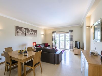 Photo for Apt Céu Azul, Porto do Mos, Lagos - Superb Apartment in a Great Location.