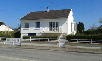 Photo for a magnificent cottage, two steps away from the D-Day sites.