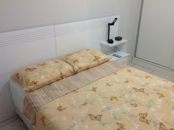 Campo Grande-MS vacation apartment rental, complete with wi-fi, cable tv