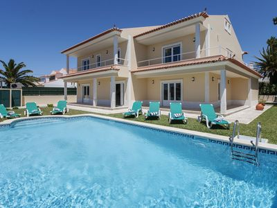 Photo for Beautiful villa for 12 (10+2) people, within a walking distance from