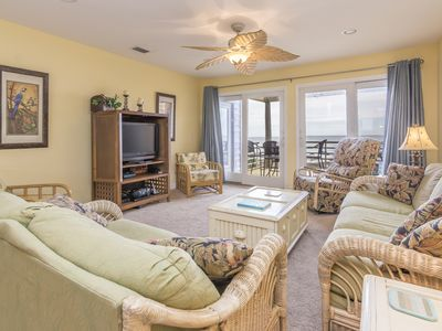 Photo for HELLO SUNSHINE! – Un-crowded gulf-front setting w/ bay-side access - NEEDLE RUSH