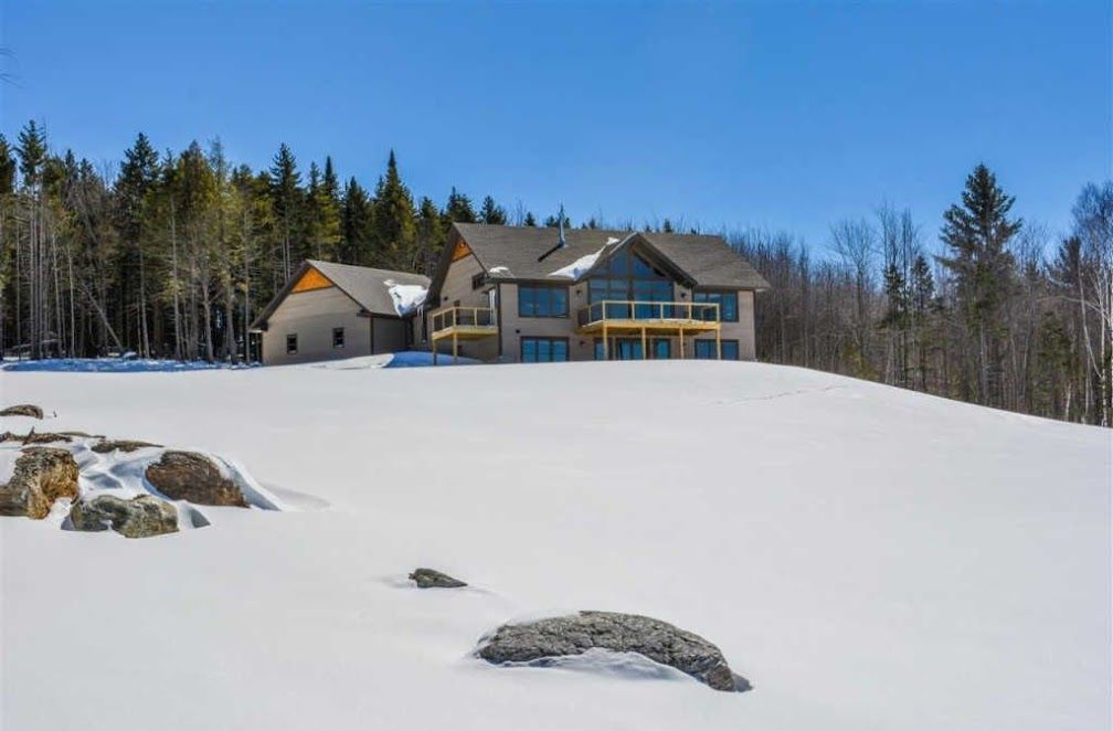 Lake Elmore Vt >> Stowe Home On 6 Acres W Mtn Lake Elmore Views Lake Elmore