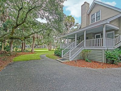 Photo for Book Soon For New Lower Rates On Seabrook Island! Enjoy Golf Course Views From The Screened Porch!
