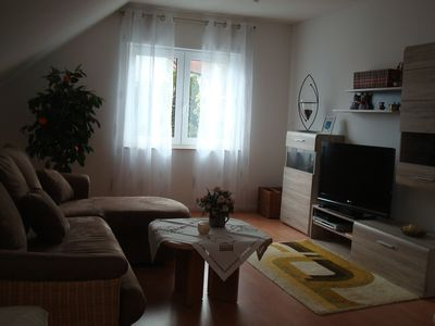 Photo for Cozy 2 ZKDB comfort apartment near Dusseldorf, conveniently located to the fair