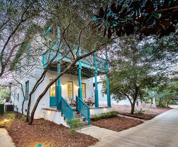 "Photo for ""Camellia Cottage"" Perfectly Located Rosemary Beach Vacation House!"