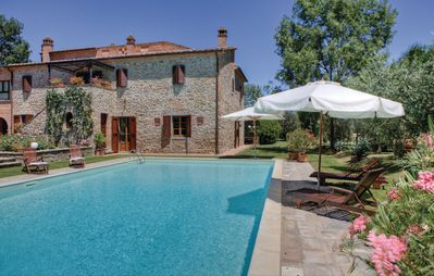 Photo for 6 bedroom accommodation in S.Lorenzo d Cortona AR