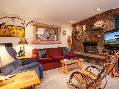 Photo for SC430 by Mountain Resorts ~ Western-themed Condo w/ Community Hot Tub