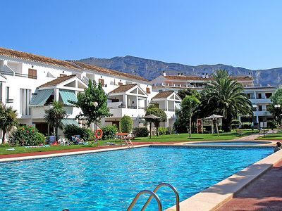 Photo for Vacation home Mare Nostrum II  in Dénia, Costa Blanca - 6 persons, 3 bedrooms