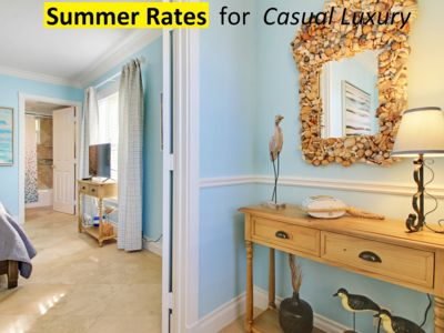 Photo for LOW Prices for HIGH Value in CASUAL LUXURY--near to EVERYTHING