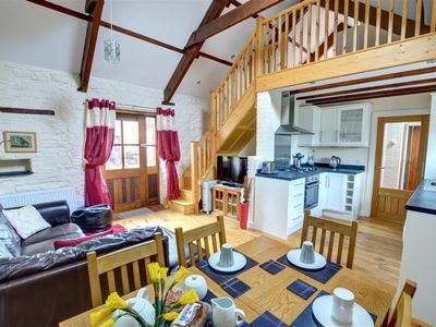 Photo for Vacation home Palmerston Swallow in Haverfordwest - 5 persons, 3 bedrooms