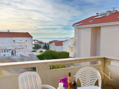 Photo for Stunning mansard with stunning sea and island views and bus stop next door