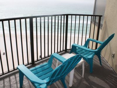 Photo for CHECK OUT OUR SPECIALS! ADORABLE GULF FRONT 1BR/1BA, AMAZING VIEWS & SUNSETS!