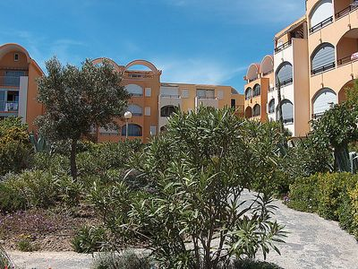Photo for Apartment Gruissan Port in Gruissan - 4 persons, 1 bedrooms