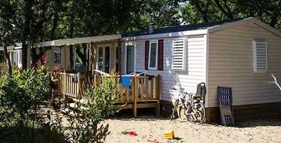 Photo for 3BR Mobile Home Vacation Rental in Soulac-sur-Mer