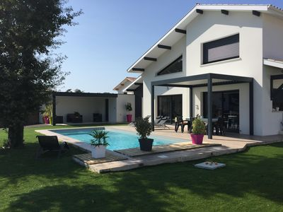 Photo for New contemporary house in Capbreton