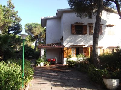 Photo for Sentiiti to your home! Surrounded by a pine forest just a few steps from the sea