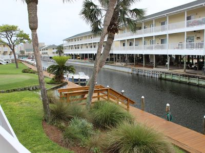 Photo for Free Golf and Activities! Pet-friendly, Walk to Beach, Sandpiper 1026