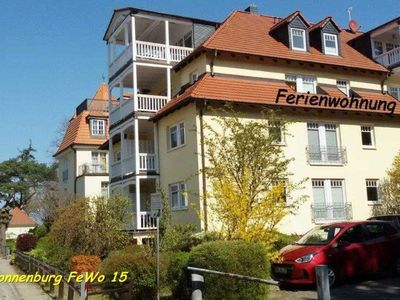 Photo for (17) 2-room apartment Ostseeallee - Appartmenthaus Sonnenburg