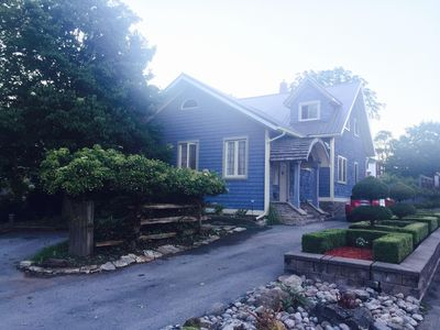 Photo for Blue Cedar Century Home once lived by Famous Architect Of Niagara Falls Ontario
