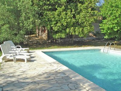 Photo for Rural house with private pool, at only 3 km from the lively town of Draguignan