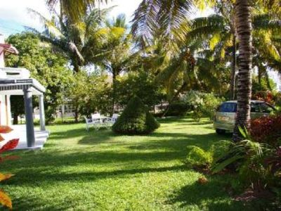 Photo for Villa in a tropical garden- GREAT DISCOUNT, 350 INSTEAD OF 490