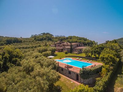 Photo for 11 bedroom Villa, sleeps 23 with Pool, Air Con and FREE WiFi