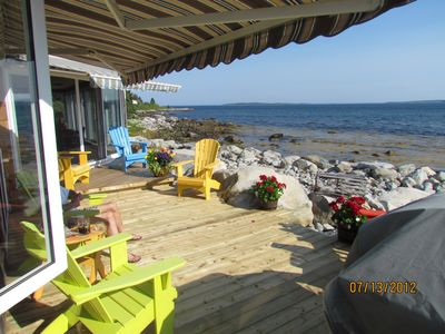 Photo for Ocean Surf Cottage  -  It's Always Magic on the Ocean