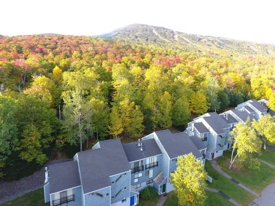 Photo for Large Sugarloaf condo just mins away from hiking trails and Carrabassett River.