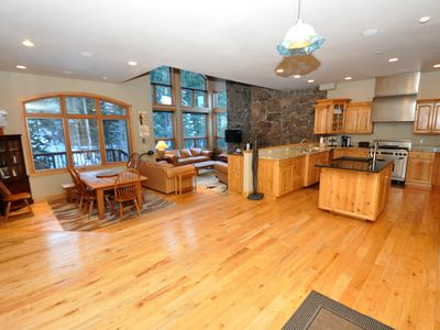 Photo for Elegant 5 Bedroom Creekside Home #4444 in East Vail