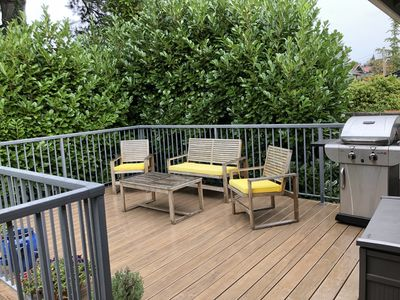 Comfortable family home with outdoor living in Phinney/Ballard