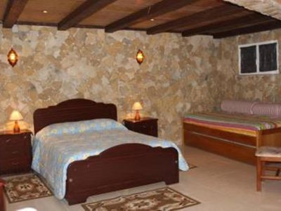 Photo for beautiful house 150m from the beach