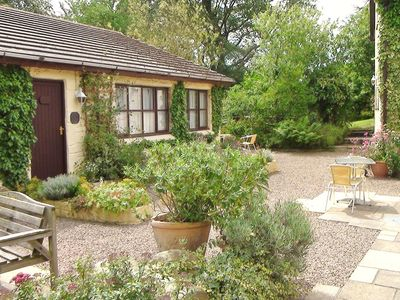 Photo for Bramble cottage is perfect for a hassle free rural retreat for a family of 6, all of the accommodati