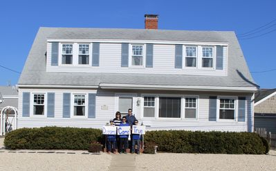 Photo for Newly Renovated Ocean Block 5BR 2BA Cape in The Dunes on Long Beach Island