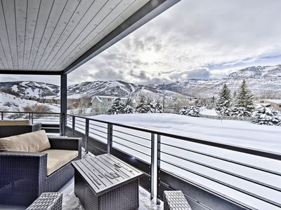 Photo for NEW! Spacious Home w/Views - 1 Mi to Park City Mtn