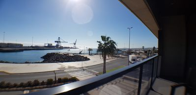 Photo for Fantastic apartment facing the sea in Fuerteventura