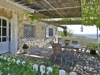 Photo for 3BR Villa Vacation Rental in Capanne, Tuscany