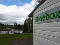 Great place to stay right by the lake and not far from New Plymouth