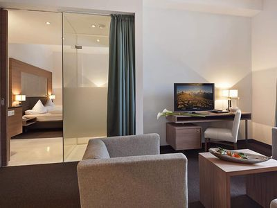 Photo for Junior Suite, 3 persons non-refundable - Hotel Sailer