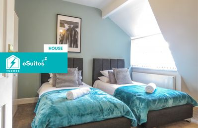 Photo for Tudors eSuites Spacious 5 Bedroom House with 2 Bathrooms