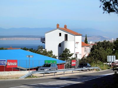 Photo for Apartment in Selce (Crikvenica), capacity 2+1