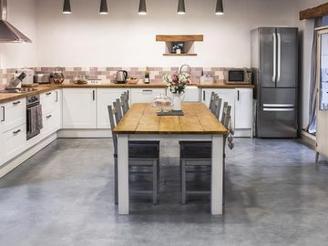 Luxury Barn Conversion With Hot Tub And HomeAway Honiton - Us map milkshed