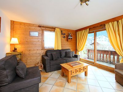 Photo for Apartment Le Krystor in Chamonix - 4 persons, 2 bedrooms