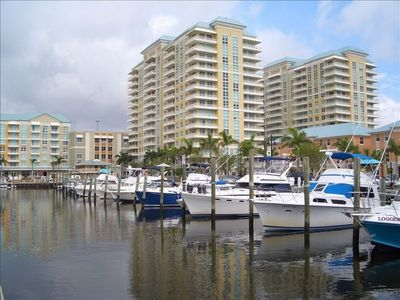 Photo for Marina Village - Beautifully decorated, ocean and Intracoastal Views - 3/2 Condo