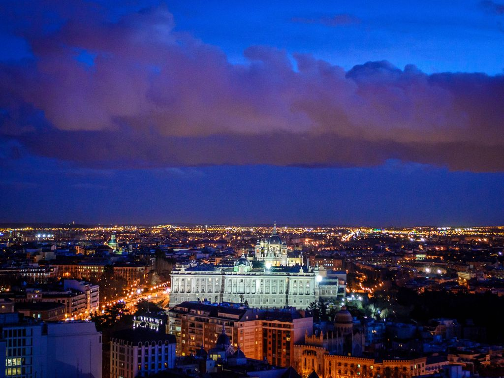 Apartment Madrid Centre With Spectacular View