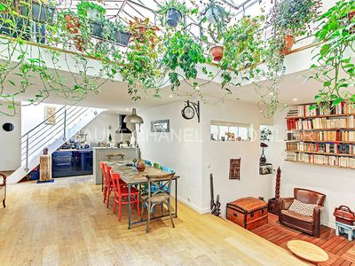 Photo for CANAL HOUSE PARIS - Three Bedroom Apartment, Sleeps 8