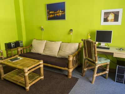 "Photo for Apartment ""Green Vault"" - the middle of the new town, up to 6 persons"