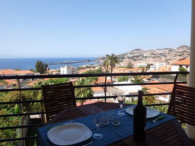 Photo for View Apartment Bay of Funchal
