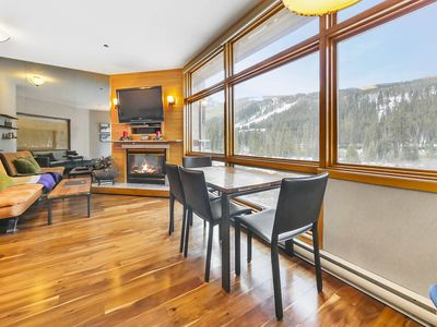 Photo for Luxury 1 bedroom condo steps from the gondola in River Run Village!