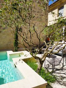 Photo for Very nice room in particular Hotel of the historic heart of Uzès